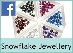 Snowflake Jewellery - 15th July