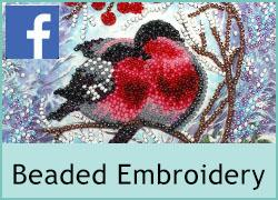 Beaded Embroidery - 18th July