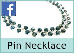 Pin Necklace - 9th September