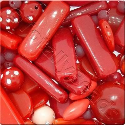 Acrylic Opaque Mix - Red