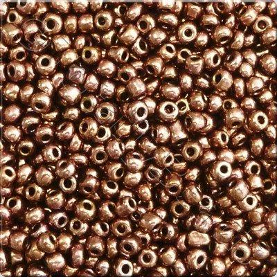 Seed Beads Bronze - Size 6