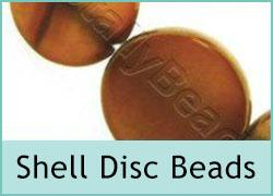 Shell Disc Beads