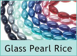 Glass Pearl Rice