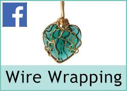 Wire Wrapping Pendants - 22nd April