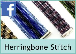 Herringbone Stitch - 25th March