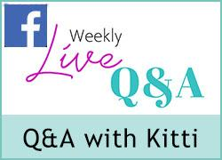 Q&A with Kitti - 28th August