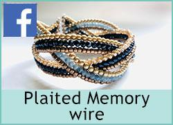 Plaited Memory Wire - 9th October