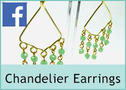 Chandelier Earrings - 1st March