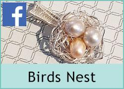 Bird Nest Pendant - 28th March