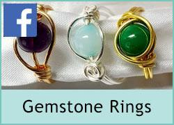 Gemstone Rings - 2nd May