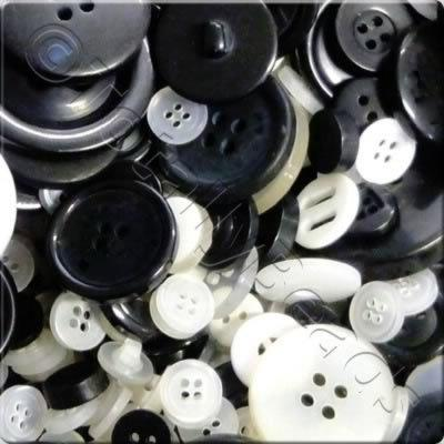 Acrylic Buttons - Mix1