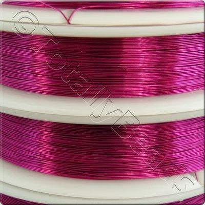 Beading Wire - Pink 1mm (3m)