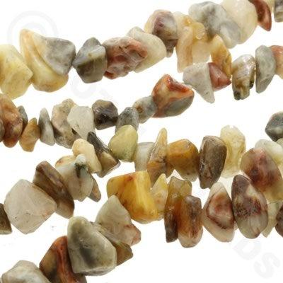 Gemstone Chips - Crazy Agate 32