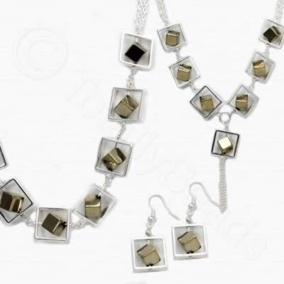 Sadie Necklace Kit - Gold Plated