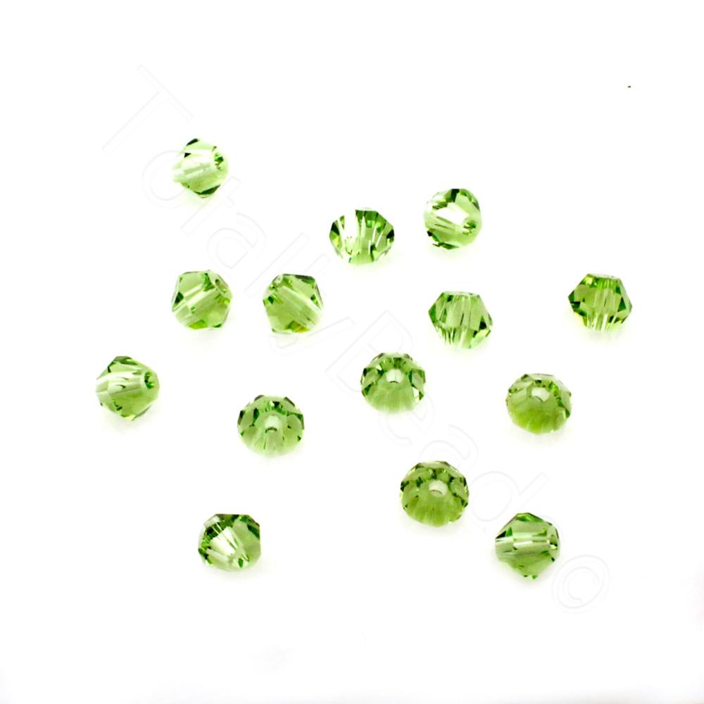 Chrysolite 4mm 100pcs