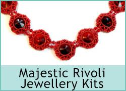 Majestic Rivoli Jewellery Kits