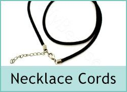 Necklace Cords