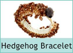 Hedgehog Bracelets