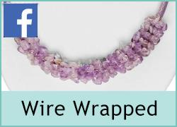 Wire Wrapped Jewellery - 8th April
