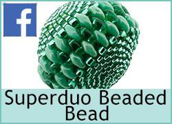 Superduo Beaded Beads - 13th June