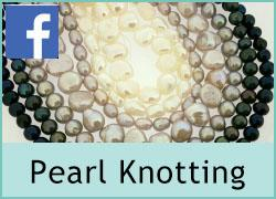 Pearl Knotting - 21st June