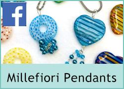 Millefiori Pendants - 2nd July