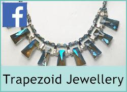 Working with Trapezoid beads - 8th July