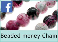 Beaded Money Chain - 13th July