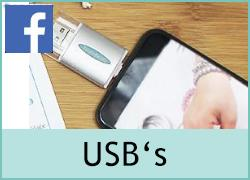 USB's - 3rd August