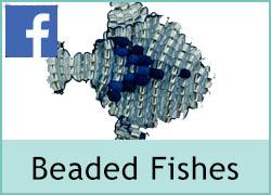 Seed Bead Animals - Fishes - 15th August