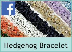 Hedgehog Bracelet  - 27th August