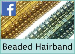 Beaded Hairbands - 5th October