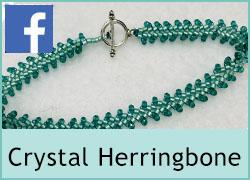 Crystal Herringbone - 23rd Feb