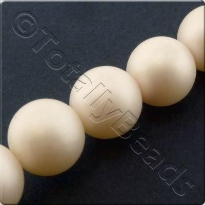 Acrylic Pearl - 12mm Round - Pastel Light Pink