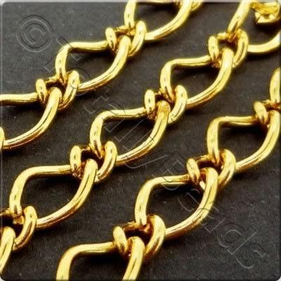 Chain - Gold Plated - 1211
