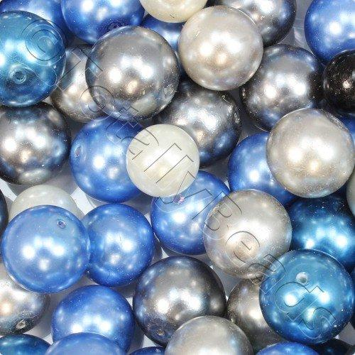 Glass Pearl Mix 120g - Cool Mix
