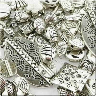 Tibetan Silver Mixes - Mix4