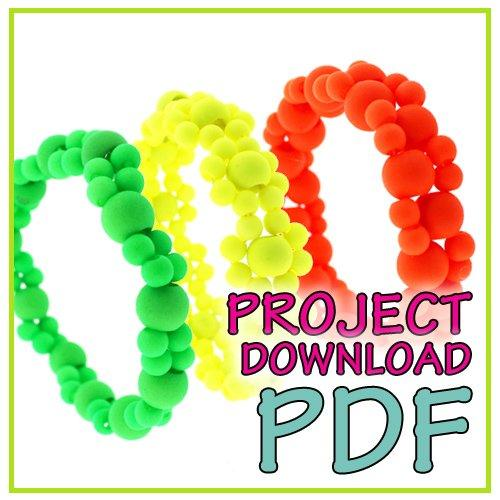 Neon Bracelet - Download Instructions