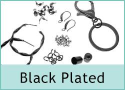 Findings Black Plated