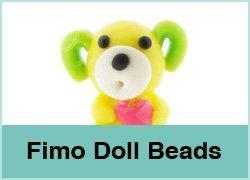 Fimo Doll Beads