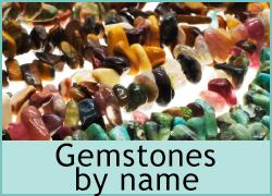 Gemstones by Name