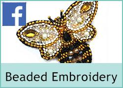 Beaded Embroidery - 8th August