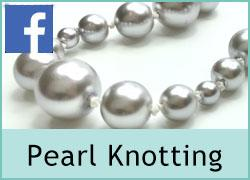 Knotted Pearl Necklaces - 22nd February