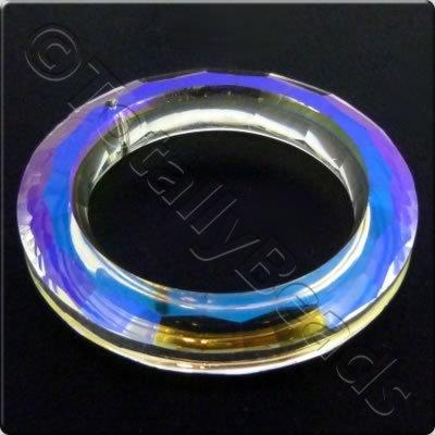 Crystal Pendant - Ring 51mm - Clear AB
