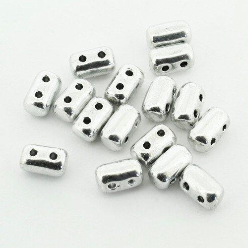 Czech Rulla 3x5mm 10g - Silver