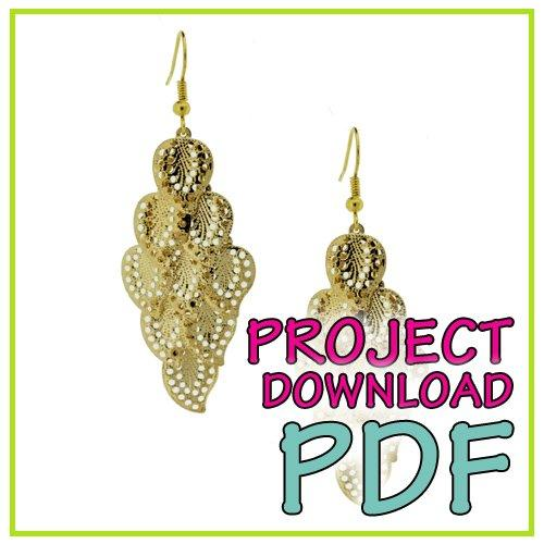 Cascade Earrings - Download Instructions