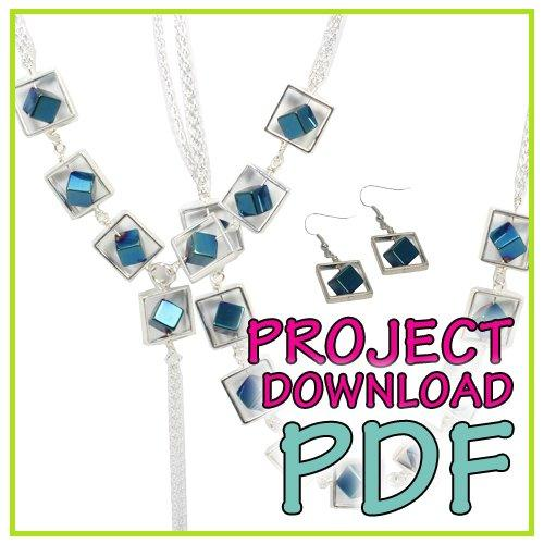 Sadie Necklace - Download Instructions