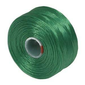 Superlon Thread D - Green