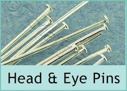Head and Eye Pins