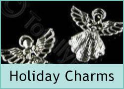 Metal Charms - Holidays